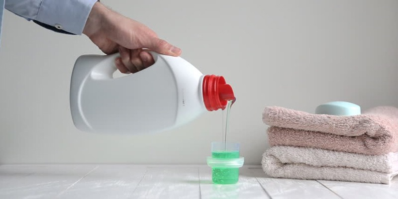 مزایای استفاده از مایع لباسشویی
