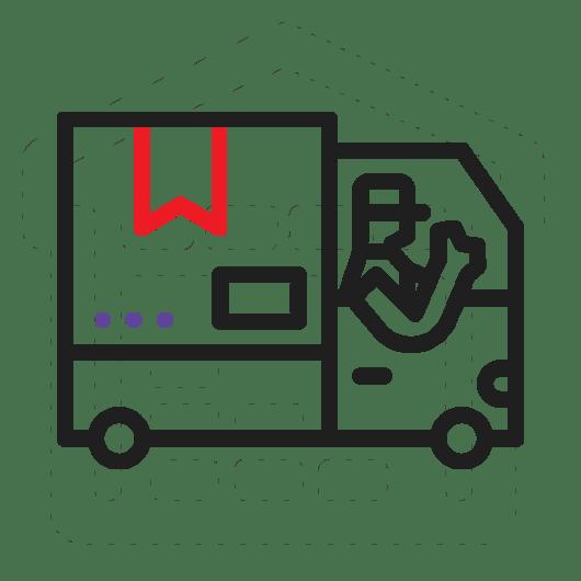 شیوه حمل محصولات خانه بوش